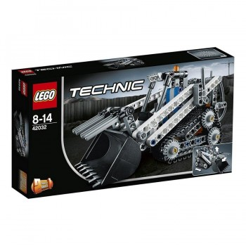 LEGO CARGADORA COMPACTA C/ORUGAS TECHNIC 42032