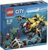 LEGO CITY SUBMARINO PROFUNDIDAD 60092