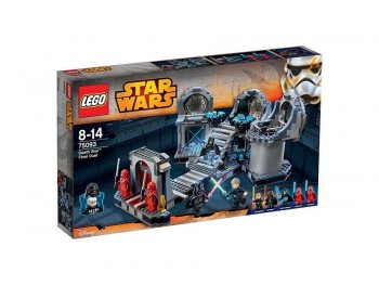LEGO STAR WARS DUELO FINAL EN DEATH STAR 75093