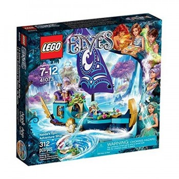LEGO ELFOS GRAN AVENTURA BARCO NAIDA 41073