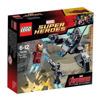 LEGO SUPER HEROES IRON MAN VS ULTRON 76029