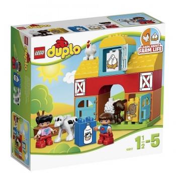 LEGO DUPLO MI PRIMERA GRANJA 10617
