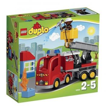 LEGO DUPLO CAMION BOMBERO 10592
