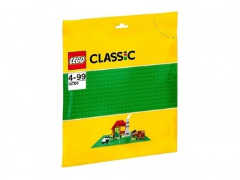 PLANCHA LEGO VERDE 10700