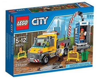 LEGO CITY CAMION DE ASISTENCIA 60073
