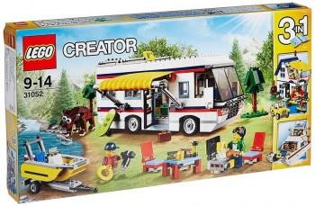 LEGO CREATOR CARAVANA VACACIONES 31052