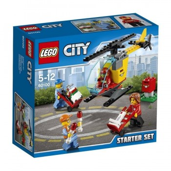 LEGO CITY AEROPUERTO INTRODUCCION 60100