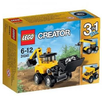 LEGO CREATOR VEHICULOS DE CONSTRUCCION 31041