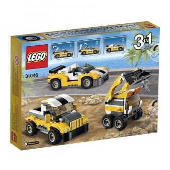 LEGO CREATOR DEPORTIVO AMARILLO 31046