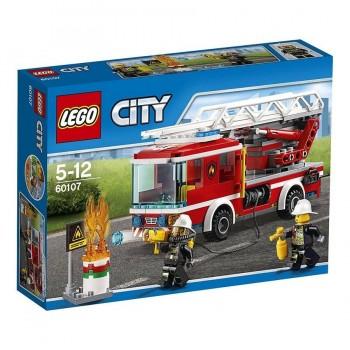 LEGO CITY CAMION BOMBEROS C/ESCALERA 60107