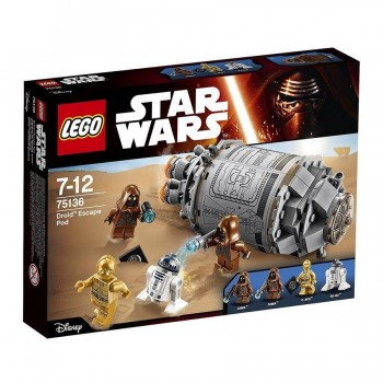 LEGO STAR WARS ESCAPE 75136