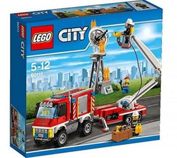 LEGO CITY CAMION DE BOMBEROS 60111