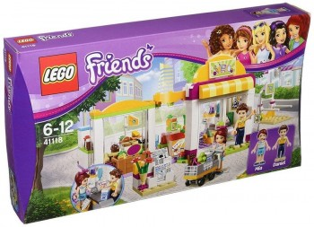LEGO FRIENDS SUPERMERCADO 41118