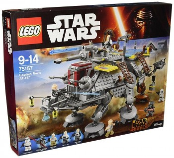 LEGO STAR WARS CAPITAN REX 75157