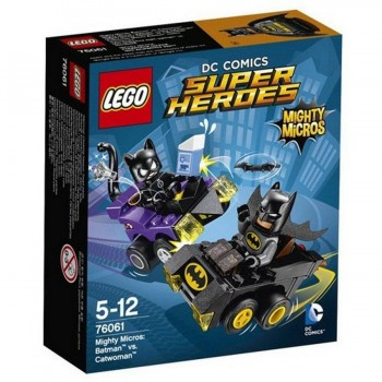 LEGO SUPER HEROES MIGHTY MICROS BATMAN 76061