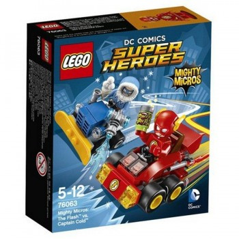 LEGO SUPER HEROES MIGHTY MICROS CAPITAN FRIO 76063
