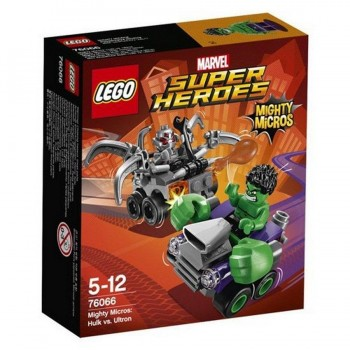 LEGO SUPER HEROES MIGHTY MICROS HULK 76066