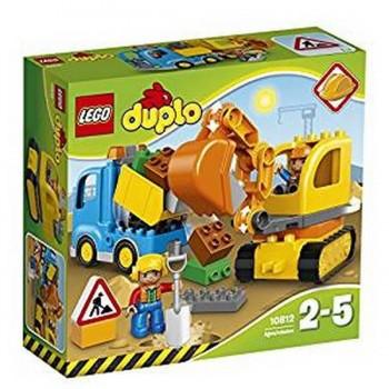 LEGO DUPLO CAMION Y EXCAVADORA 10812