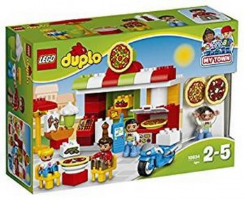 LEGO DUPLO LA PIZZERIA 10834