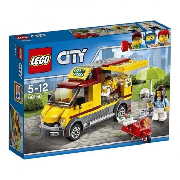 LEGO CITY CAMION DE PIZZA 60150