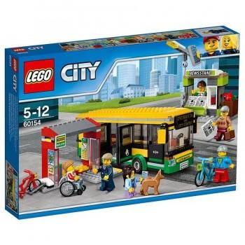 LEGO CITY AUTOBUS LINEA 60154