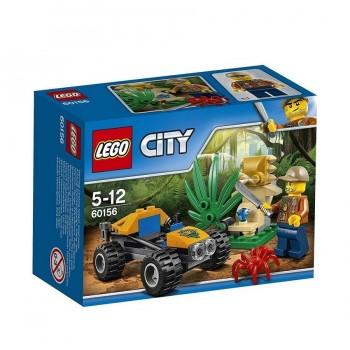 LEGO CITY COCHE EN JUNGLA 60156