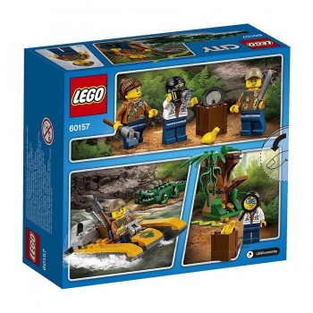LEGO CITY JUNGLA SET 60157