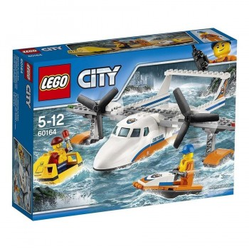 LEGO CITY AVION DE RESCATE 60164