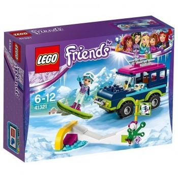 LEGO FRIENDS ESTACION DE ESQUI 41321
