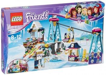 LEGO FRIENDS ESTACION DE ESQUI TELESILLAS 41324