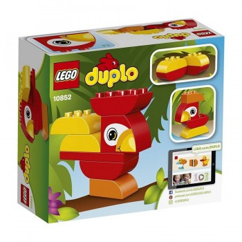 LEGO DUPLO MI PRIMER PAJARO 10852