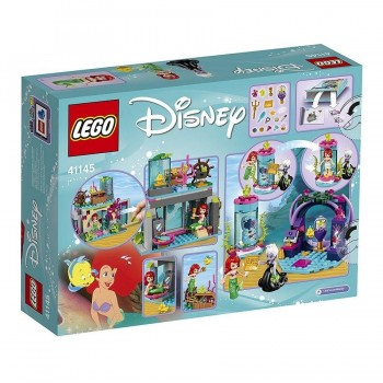 LEGO DISNEY PRINCESAS ARIEL Y EL HECHIZO 41145