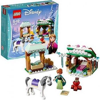 LEGO PRINCESAS FROZEN AVENTURA EN LA NIEVE 41147