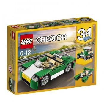 LEGO CREATOR DESCAPOTABLE VERDE 31056