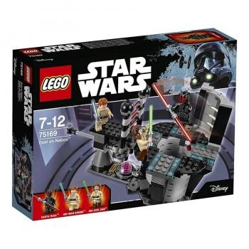 LEGO STAR WARS DUELO  NABOO 75169