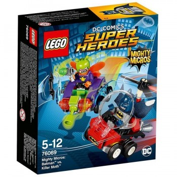 LEGO SUPER HEROES BATMAN & KILLER 76069