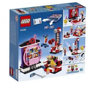 LEGO SUPER HEROES DORMITORIO HARLEY QUINN 41236