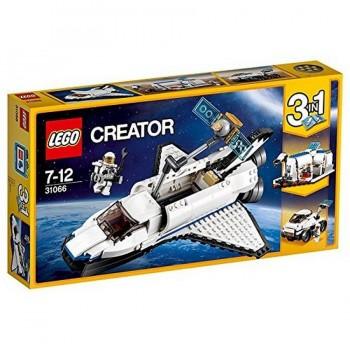 LEGO CREATOR LANZADERA ESPACIAL 31066