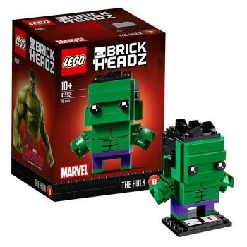 LEGO BRICK HEADZ HULK 41592