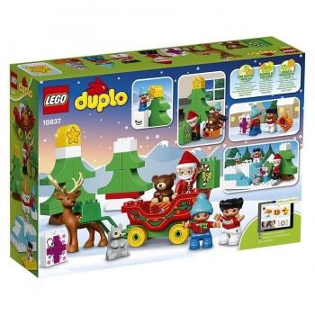 LEGO DUPLO TRINEO DE PAPA NOEL 10837