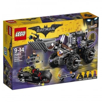 LEGO BATMAN DOBLE DEMOLICION DE 2 CARAS 70915