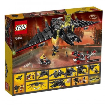 LEGO BATMAN AVION BATMAN 70916