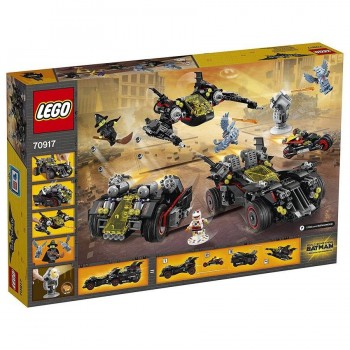 LEGO BATMAN BATMOVIL MEJORADO 70917