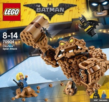 LEGO BATMAN ATAQUE CENAGOSO 70904