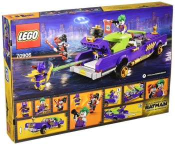 LEGO COCHE MODIFICADO JOKER 70906