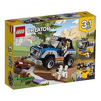 LEGO CREATOR AVENTURAS LEJANAS 31075