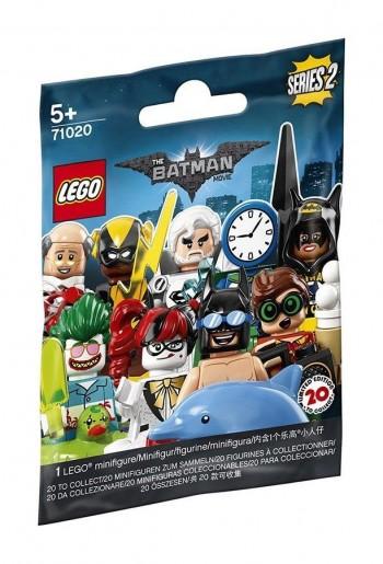 LEGO SOBRE BATMAN SERIE 20 71020