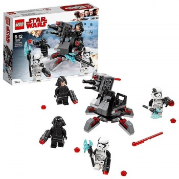 LEGO STAR WARS ESPECIALISTAS DE BATALLA 75197