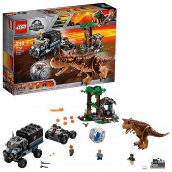 LEGO JURASSIC WORLD HUIDA DEL CARNOTAURIUS 75929