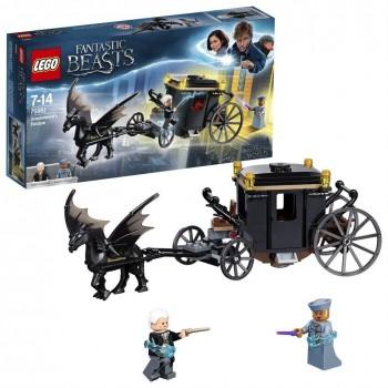 LEGO HARRY POTTER HUIDA DE GRINDELWALDS REF-75951